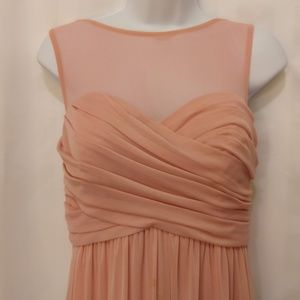 NWT David's BridalLong Evening Gown Size 10